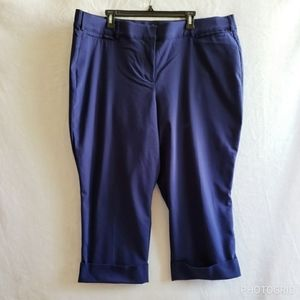 Lane Bryant Ashley Cropped Pants